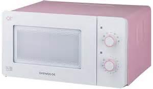 Daewoo 600 Watt Microwave Daewoo Qt3 14l 600w Microwave Oven Pink Home Garden