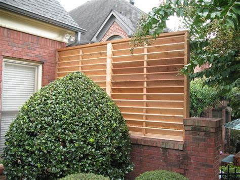 Garden Screen Panels by Garden Style Tub Outdoor Privacy Screens For Louvered