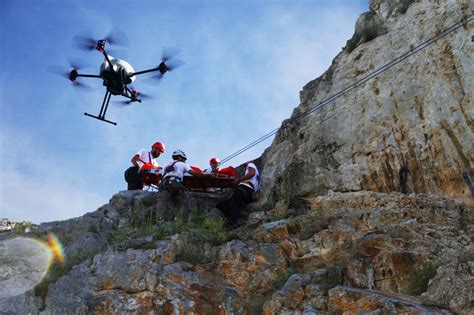 Uav Search Search And Rescue Operations By Drone