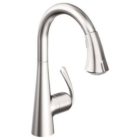 Bathroom Faucet Hose by Hansgrohe Kitchen Faucet Pull Hose Rubbed Bronze