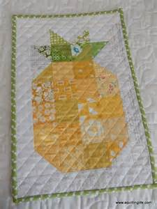 25 best ideas about pineapple quilt pattern on
