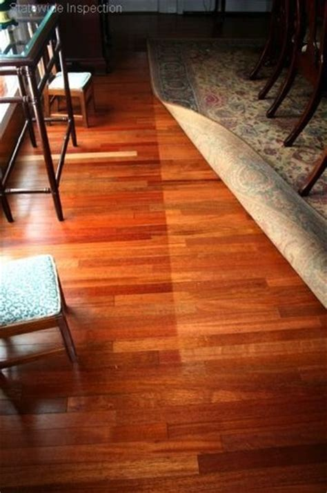 Hardwood & Bamboo Flooring Color Change (Color Fastness