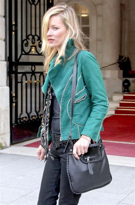 Is Kate Moss For Topshops Studded Pouch Handbag A Complete Rip by The Many Bags Of Kate Moss Purseblog