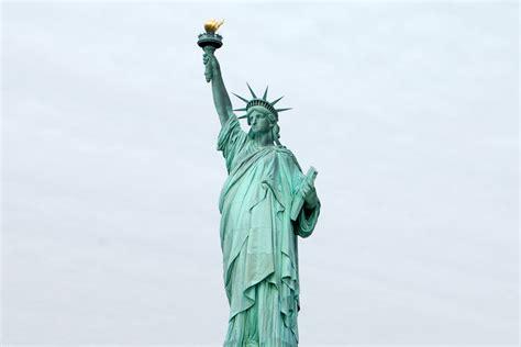 statue of liberty l statue of liberty bronze wire mesh
