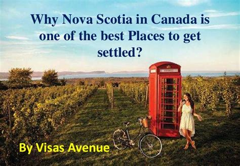 The Best Places To Get Scotia Immigration Best Place To Get Settled