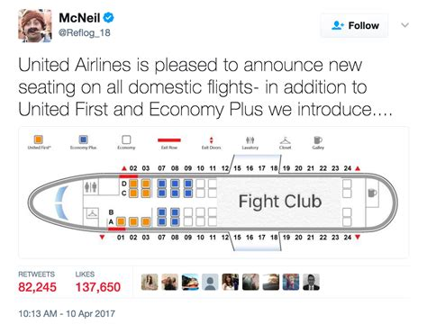 united airlines american airlines united airlines fight club meme shows how airlines view