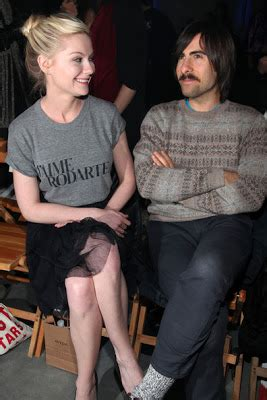 Kirsten Dunst And Jason Schwartzman New York Festival Press Conference For Antoinette by Weirdland Kirsten Dunst Attends Rodarte Fall 2010 Fashion