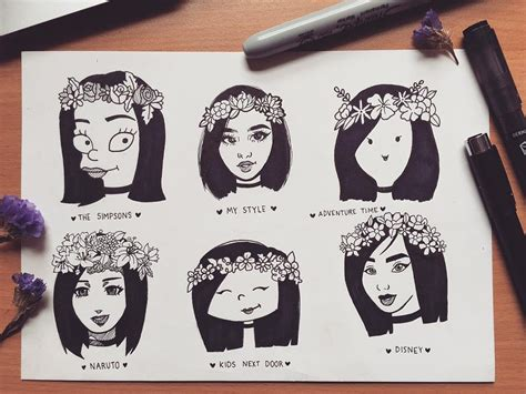 instagram design style stylechallenge forces instagram artists to draw in