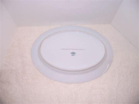 Veil Oval excellency 3906 bridal veil oval platter a resale