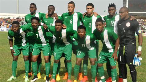 nigeria football team football 2016 nigeria team up in world rankings