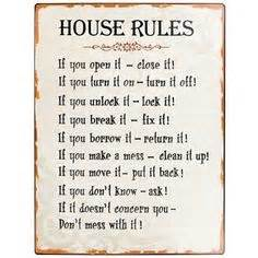printable house rules poem today whisper i love you to a butterfly and it will fly to
