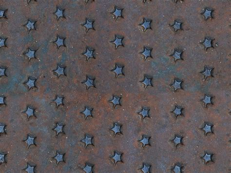 pattern overlay photoshop metal free seamless rusty metal texture with embossed star