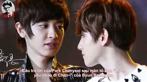 exo i like you vietsub fanmade chanbaek i like you exo youtube