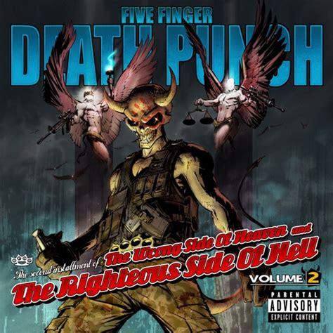 five finger death punch wrong side of heaven new album releases november 19 2013 la music blog