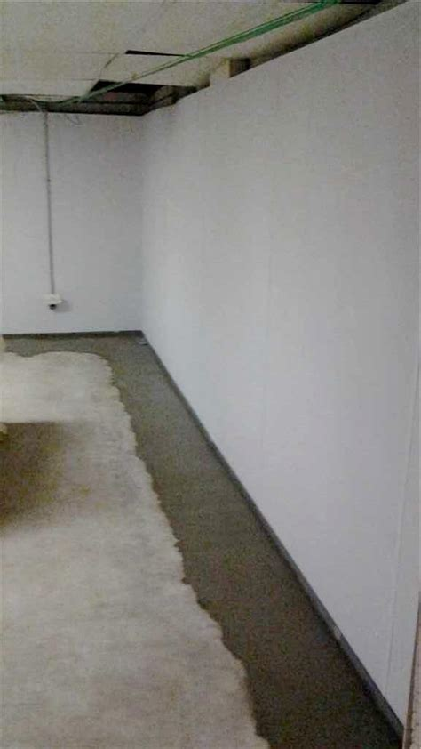 waterproof basement walls waterproofing basement walls