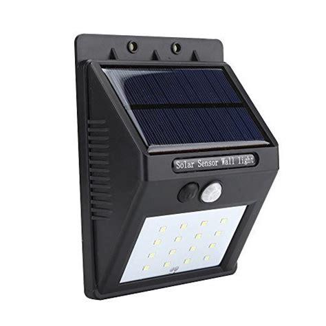 Best Wireless Outdoor Motion Sensor Light 16 Led Solar Lights Zeefo Outdoor Waterproof Wireless Solar Powered Motion Sensor Wall Light