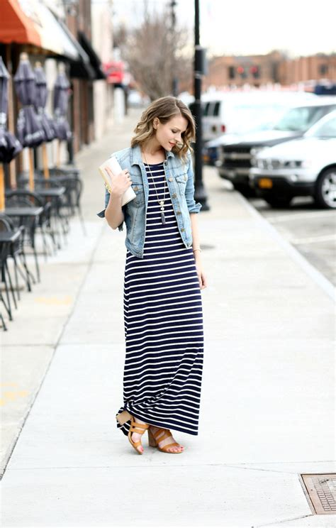 Dress Stripe pincher fashion