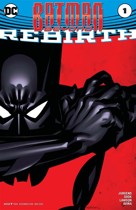 review vo batman beyond rebirth 1 dcplanet fr