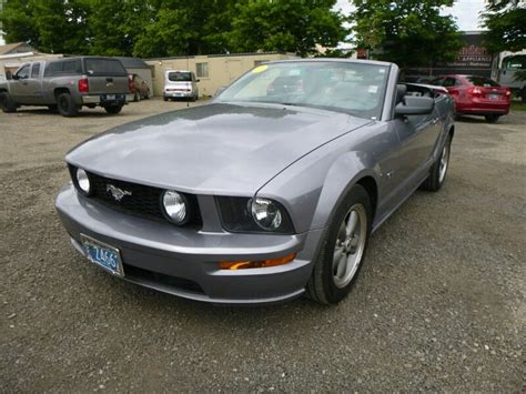 2 Step For Automatic Mustang by Ford Mustang Gt Premium Convertible For Sale 1 199 Used