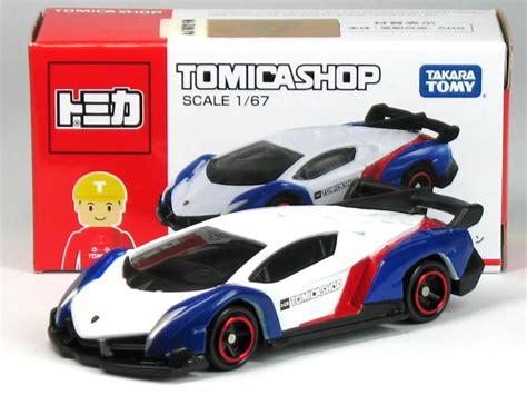 Tomica Shop Lamborghini Veneno car hobby shop answer rakuten global market special