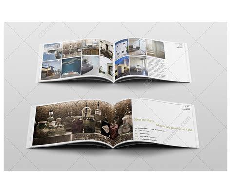 trend brochure template modern brochure layout