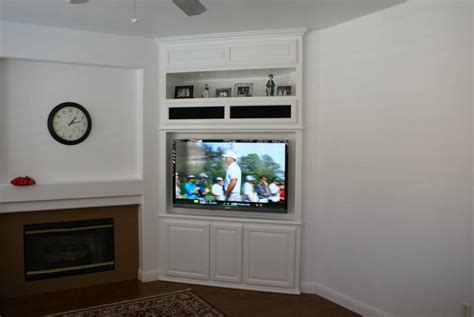 Custom Wall Cabinet by Wall Units Astonishing Custom Built In Tv Cabinets Built