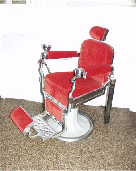 Antique Barber Chairs by Antique Barber Chair