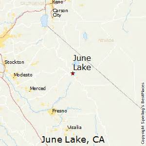 best places to live in june lake california