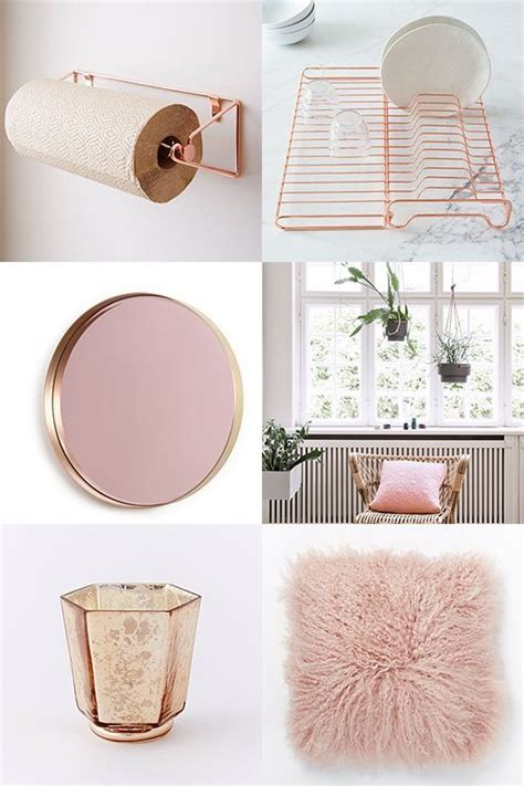 rose gold living room accessories uk thecreativescientist com decora 231 227 o rose gold secretsdecor niina secrets