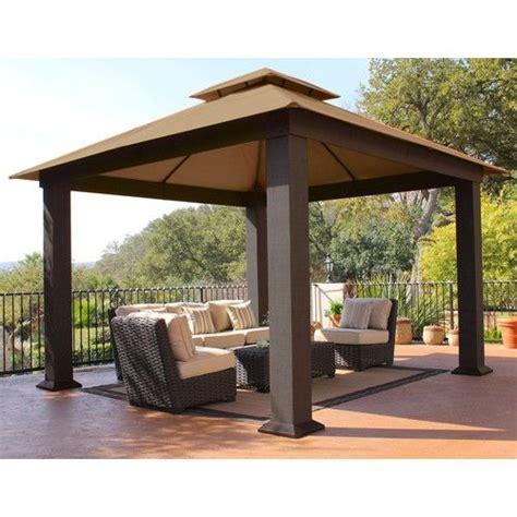 outdoor permanent gazebo the 25 best permanent gazebo ideas on outdoor