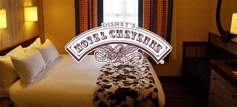 New Room Hotel Cheyenne Archives Disneyland Treasures