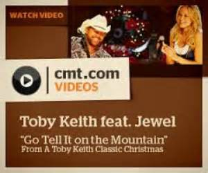 toby keith go tell it on the mountain go tell it on the mountain toby keith country satb choir