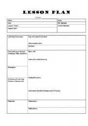 esl lesson plan template worksheet lesson plan template