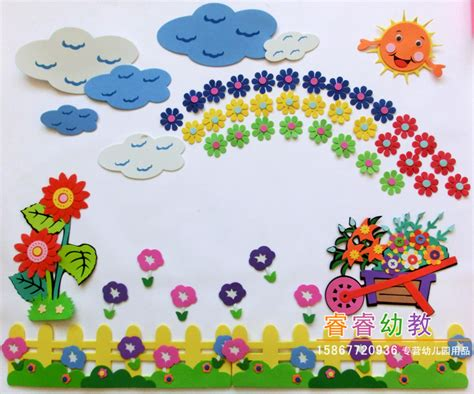 Classroom Wall Decoration Ideas For Preschool How To Decorate Nursery Classroom
