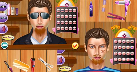 haircut games pc download beard salon kids game for pc