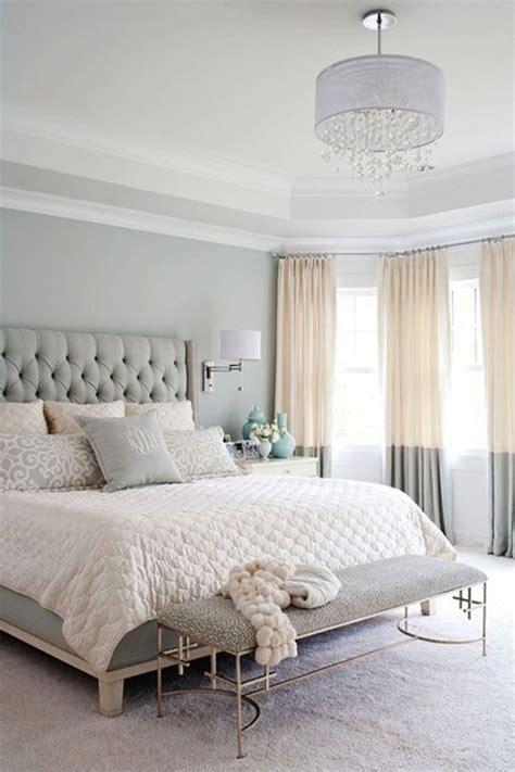 graues kopfteil schlafzimmer die besten 25 gesteppte kopfteil ideen auf