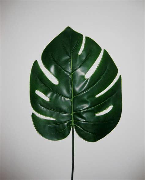 Artificial Tree Home Decor by Artificial Palm Leaf Latex Medium Ebay