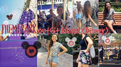 ootd at an amusement park youtube theme park outfit ideas disney youtube