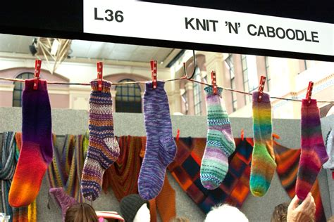 knitting convention knitting and stitching show 2013 iamsnowfox
