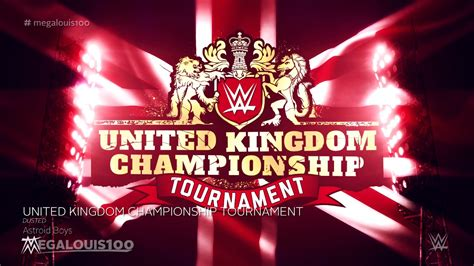 theme music united airlines wwe united kingdom chionship tournament official theme