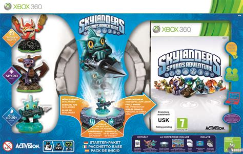 Kaos Arsenal The Guneer New Uk M trucos skylanders spyro s adventure xbox 360 claves