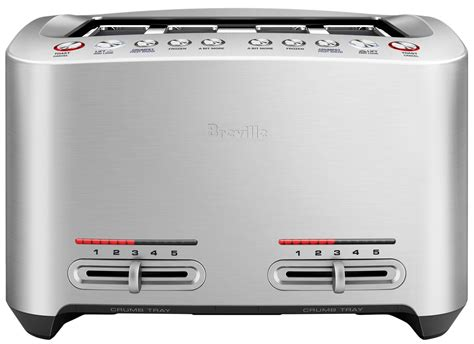 Toaster Price Compare Breville Bta845bs Toaster Prices In Australia Save