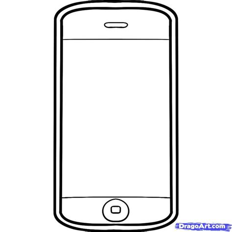 coloring book app template mobile telephone coloring page cerca amb all