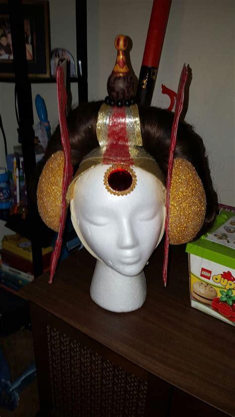Amidala Costume Diy