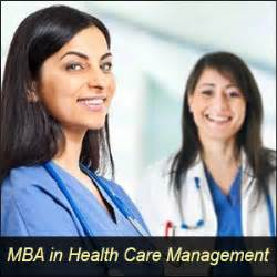 Mba In Health Management by Mba In Health Care Management Prospects Career Options
