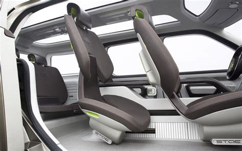 2008 Ford Explorer Interior by Ford Explorer America Concept Vehicles Motor Trend