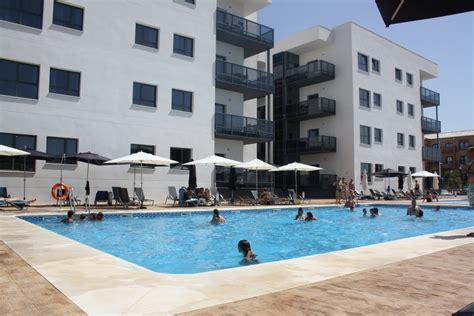 panoramio photo  apartamentos leo deluxe punta umbria