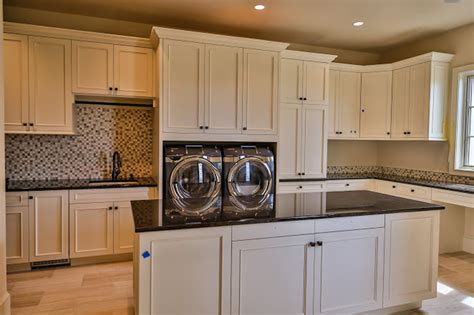 custom built laundry rooms  service entries curt
