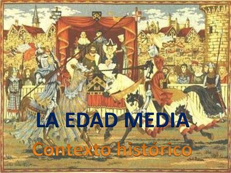 imagenes contexto historico edad media contexto hist 243 rico