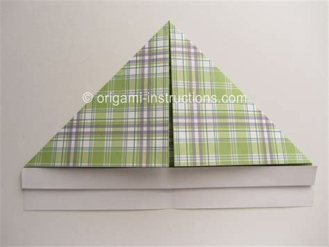 Origami Painters Hat - origami painter s hat folding